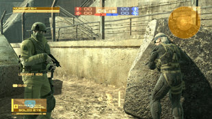 Metal Gear Online Screenshot 2