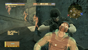 Metal Gear Online Screenshot 3