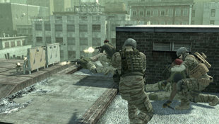 Metal Gear Online Screenshot 5