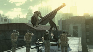 Metal Gear Online Screenshot 6