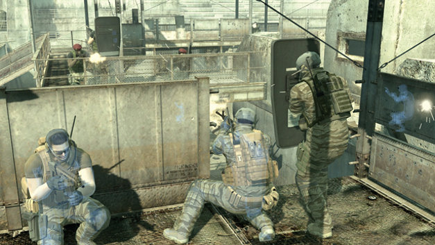 Metal Gear Online Screenshot 7