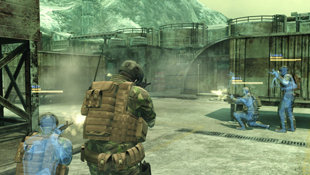 Metal Gear Online Screenshot 8