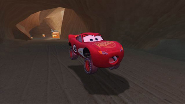 Cars Mater-National Screenshot 1