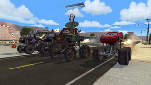 Cars Mater-National Screenshot 2