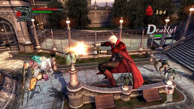 Devil May Cry® 4 Screenshot 7
