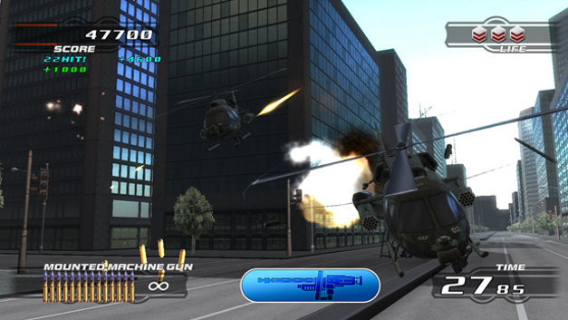 Time Crisis® 4 Screenshot 1