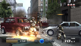 Time Crisis® 4 Screenshot 2