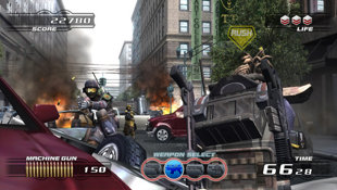 Time Crisis® 4 Screenshot 3