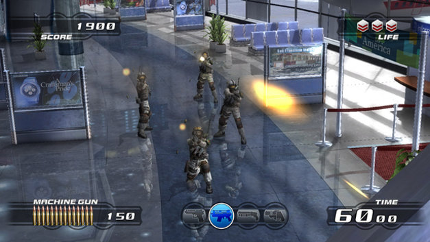 Time Crisis® 4 Screenshot 10