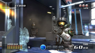 Time Crisis® 4 Screenshot 12