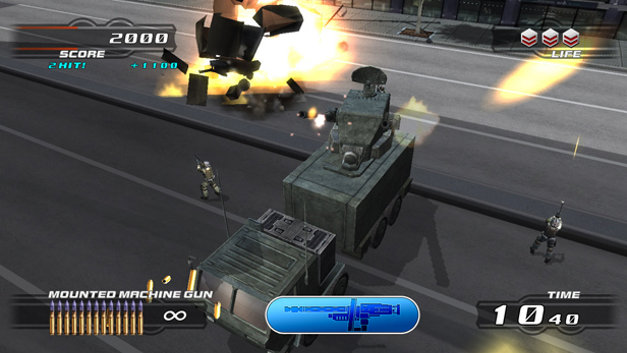 Time Crisis® 4 Screenshot 13