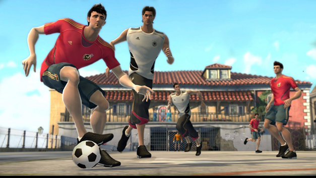 FIFA Street 3 Screenshot 4
