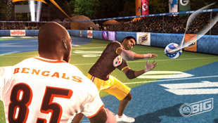 NFL Tour Screenshot 6