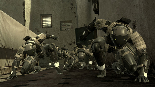Metal Gear Solid® 4: Guns of the Patriots Screenshot 7