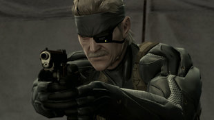 Metal Gear Solid® 4: Guns of the Patriots Screenshot 2