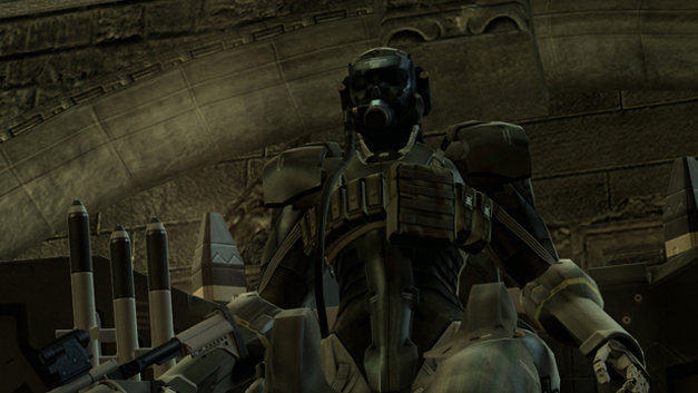 Metal Gear Solid® 4: Guns of the Patriots Screenshot 16