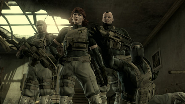 Metal Gear Solid® 4: Guns of the Patriots Screenshot 13