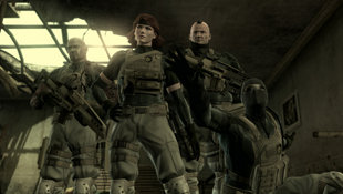 Metal Gear Solid® 4: Guns of the Patriots Screenshot 17