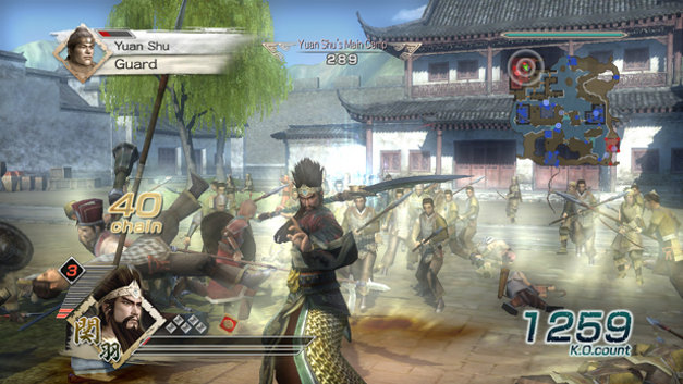 Dynasty Warriors® 6 Screenshot 4
