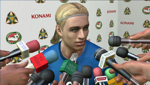 Pro Evolution Soccer 2008 Screenshot 3