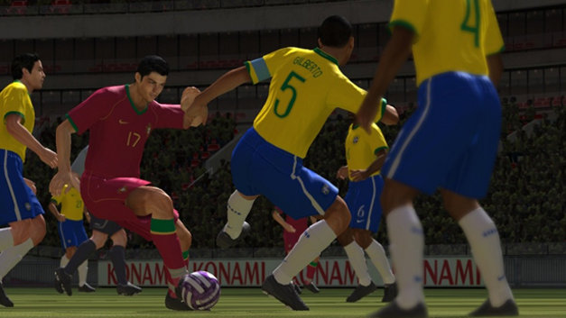 Pro Evolution Soccer 2008 Screenshot 4