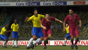Pro Evolution Soccer 2008 Screenshot 6