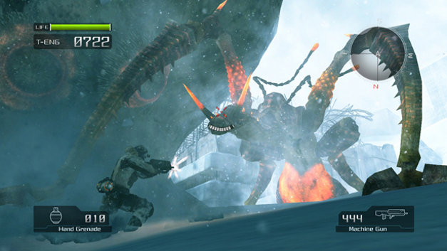 Lost Planet: Extreme Condition Screenshot 1