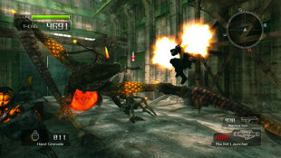Lost Planet: Extreme Condition Screenshot 2