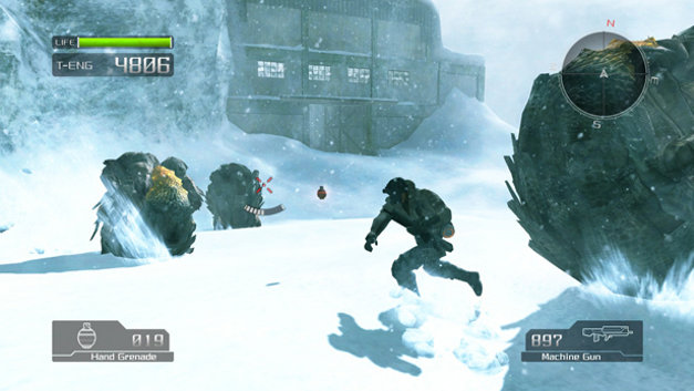 Lost Planet: Extreme Condition Screenshot 4