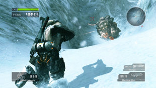 Lost Planet: Extreme Condition Screenshot 5