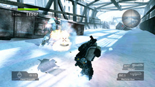 Lost Planet: Extreme Condition Screenshot 9