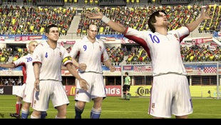 UEFA EURO 2008 Screenshot 2