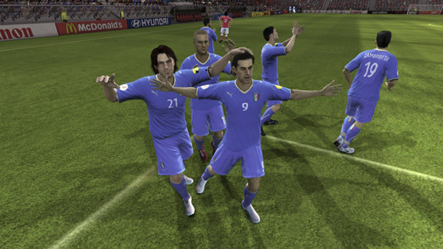 UEFA EURO 2008 Screenshot 4