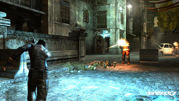 Dark Sector Screenshot 1