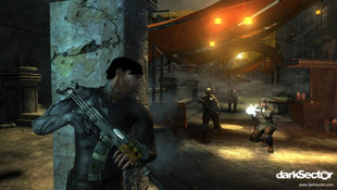 Dark Sector Screenshot 5
