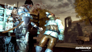 Dark Sector Screenshot 6