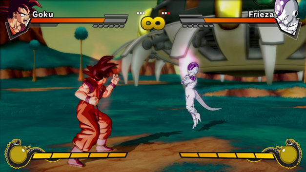 Dragon Ball Z: Burst Limit Screenshot 1