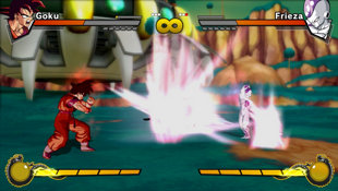 Dragon Ball Z: Burst Limit Screenshot 2