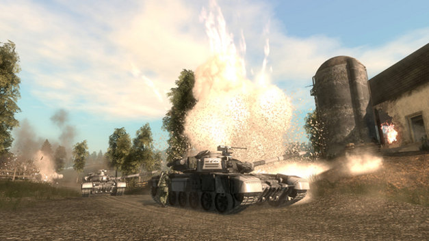 Battlefield: Bad Company Screenshot 1