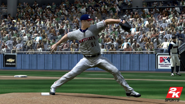 Major League Baseball 2K8 Screenshot 1
