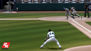 Major League Baseball 2K8 Screenshot 6