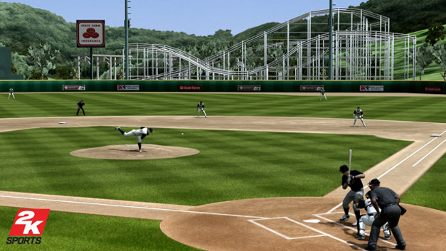Major League Baseball 2K8 Screenshot 7