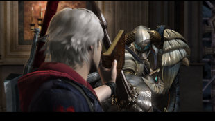 Devil May Cry® 4 Collector's Edition Screenshot 2