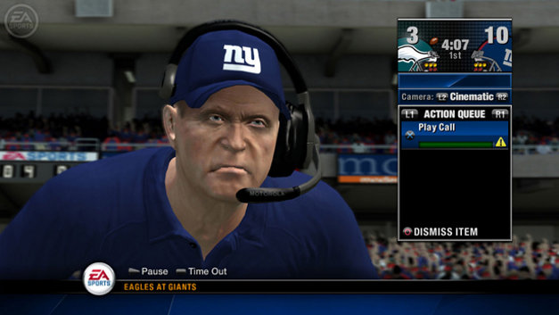 NFL Head Coach 09 Screenshot 4
