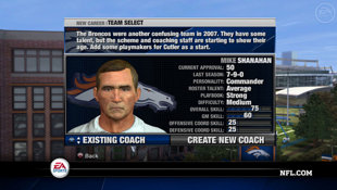 NFL Head Coach 09 Screenshot 5