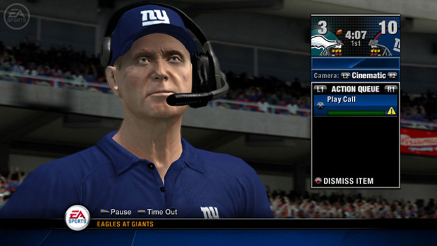 NFL Head Coach 09 Screenshot 7