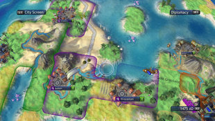 Sid Meier's Civilization Revolution Screenshot 6