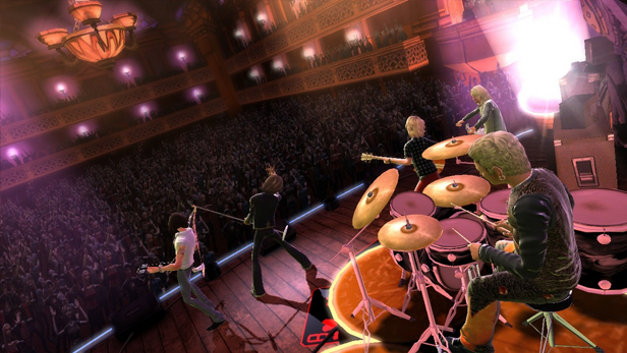 Guitar Hero®: Aerosmith Screenshot 1