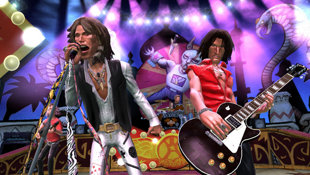 Guitar Hero®: Aerosmith Screenshot 9