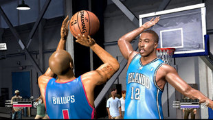 NBA Ballers: Chosen One Screenshot 2